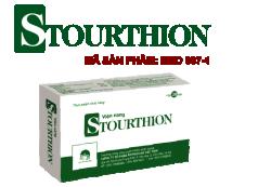 STOURTHION - Hộp 30 viên - Giải độc gan, chống lão hóa, đẹp da