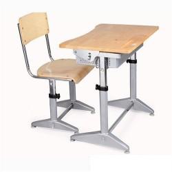 BHS-14-04 gỗ cao su chân sắt tĩnh điện