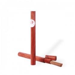 Trầm tăm ống gỗ tròn 55 que - trầm loại 2