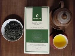 Trà Tôm Nõn Hảo Hạng hộp 200 gram- THỨC TỈNH TRÀ