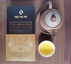 Trà Đinh Ôm Thượng Hạng hộp 200 gram- THỨC TỈNH TRÀ