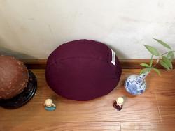 Bồ đoàn ngồi thiền ruột bông hoa gạo tự nhiên bền > 20 năm