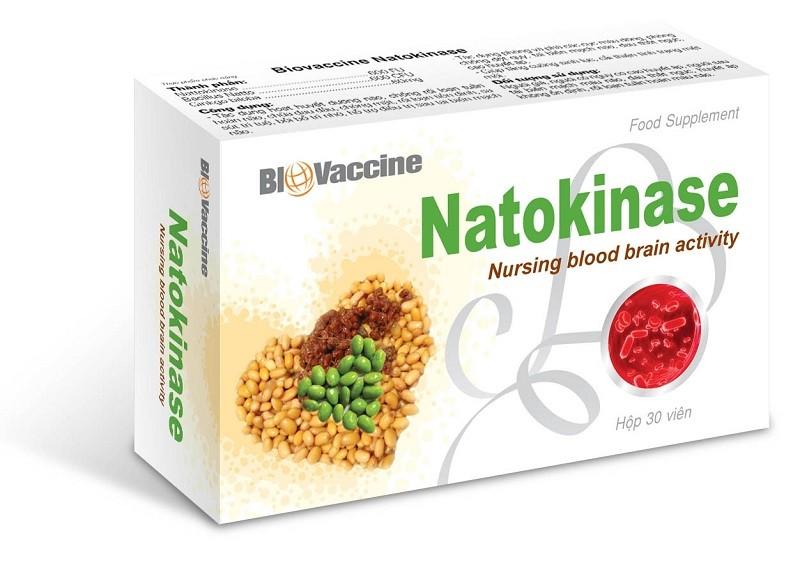 natto điều trị tai biên mạch máu não